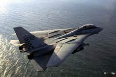 F14 & the sea