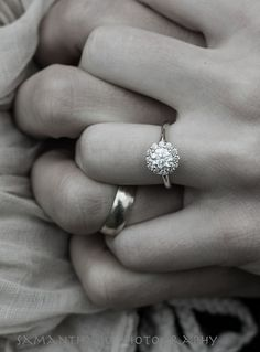 Such a pretty shot. Love how close up it is with the fingers interlocked
