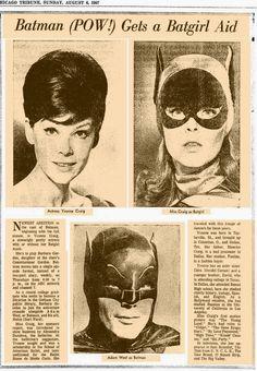 Introducing Yvonne Craig as Batgirl Batman Cast, Batman Show, Batman And Batgirl, Batman Tv Series, Batman 1966, Im Batman, Batman Comics, Batman Robin, Batman Superhero