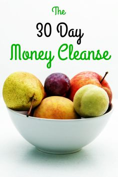 The 30 Day Money Cleanse: A Step-by-Step Detox Program for Your Financial Health – How To Make Money management Money Saving Challenge, Money Saving Tips, Money Tips, Detox Challenge, Cleaning Challenge, Money Hacks, Mon Budget, Health Cleanse, Juice Cleanse