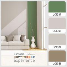 Accomodati nel mondo del #colore, vivi un'#esperienza #Linvea #Colors #Experience #LCE