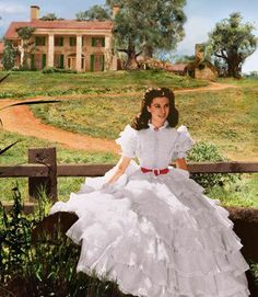 Gone With The ...think I was born in the wrong era...I wanna wear these clothes! And the HAIR!!!!