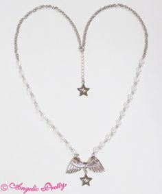 Etoile Feather necklace