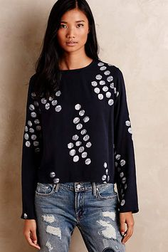 Senia Top - anthropologie.com