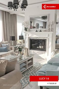 Living Room Modern, Home And Living, Living Room Designs, Modern Fireplace, Living Room With Fireplace, Teen Girl Rooms, Living Room Inspiration, Luxurious Bedrooms, House Rooms