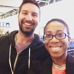 Look who I ran into at the airport  where my big brother fans at!? #bigBrother #BigTwist@theAirport  #MadeMeFeelLikeItWasTheSummer