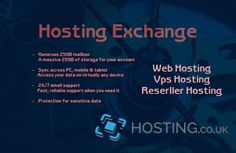 Hosting.co.uk is a green web hosting provider, offers web hosting solutions at affordable rates. Hosting services include Web hosting, Reseller hosting, VPS hosting and Cloud services. Datacenter and servers are located in UK and offers blazing fast speed. Company is packed with number of outstanding features such as full web statistics, cPanel, instant setup, daily backups, one click script & CMS installer, latest Intel and Dell hardware and more