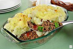 A carne moída com couve-flor é uma ótima opção de acompanhamento para aqueles dias em que você está sem inspiração na cozinha! Veja como fazer!