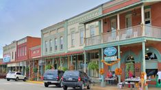 Plains, Georgia | The smaller the town, the bigger the charm. The Ryman Auditorium sees bigger crowds than these picturesque villages. These tiny towns are worth more than their weight in charm, but you might want to pay special attention to the drive—so you don't miss them! Check out the South's best tiny towns you need to visit now.