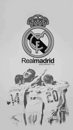 Real Madrid Football Club, Best Football Team, Football Memes, Real Madrid Kit, Real Madrid Players, Cristiano Ronaldo, Gareth Bale, Lionel Messi, Real Madrid Logo Wallpapers