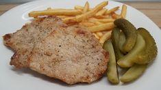 Mustáros karaj Steak, Food And Drink, Pork, Chicken, Cooking, Recipes, Pork Roulade, Cucina, Pigs