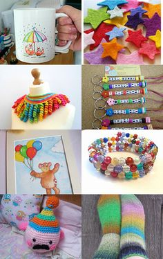 Paint the whole world with a rainbow by Kerry Cornell on Etsy--Pinned with TreasuryPin.com