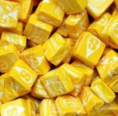 Question Of The Day: Fave starburst flavour? AOTD red or yellow