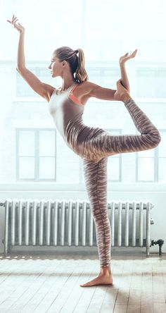 Gisele Bundchen, catwalk supermodel.  Without fail, she devotes one hour in a day to workouts. Yoga is her all-time favorite. I-