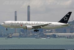 Star Alliance (Asiana Airlines) Boeing 767-38E  #travel  #AsianaAirlines  #B767