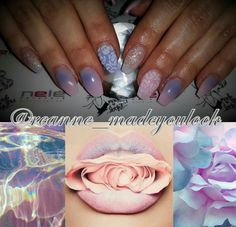 To book your gorgeous set of nails contact Reanne on 0796292601 Made you Look @ Bliss & Glitter Divas 24 Hennie v Till Str., White River (next to Oasis Water) #madeyoulook #reannemadeyoulook #nele #nailart #nailporn #nailswag