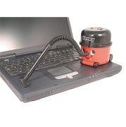 Mini odkurzacz na biurko    http://crazygifts.pl/shop/szczegoly/224/mini-odkurzacz-henry