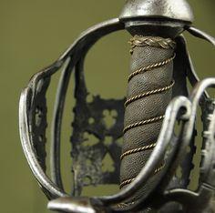 Scottish Basket-hilt Sword ...