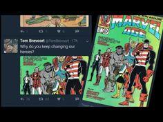 Marvel Comics Exec Tom Brevoort needs fans to just be quiet http://hoopercomicart.blogspot.com/2017/05/marvel-comics-exec-tom-brevoort-needs.html#comics?utm_campaign=crowdfire&utm_content=crowdfire&utm_medium=social&utm_source=pinterest