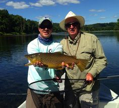 Dally's Fly Fishing Report _ Sunday Special, Fishing Report, Brown Trout, Fly Fishing, Summertime, The Past, Fisher, Journal, Trout