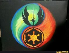 The Jedi order, and the  Galactic Empire