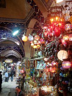 Grand Bazaar, Instanbul