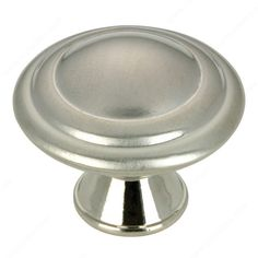 Find the largest offer in Knobs like Contemporary Metal Knob - 2063 at Richelieu.com, the one stop shop for woodworking industry.