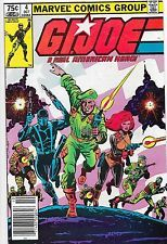 G.I. Joe (Vol.1) #4 Marvel Comics Larry Hama VF/NM