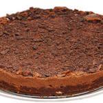 Low-carb tiffin chocolate cake