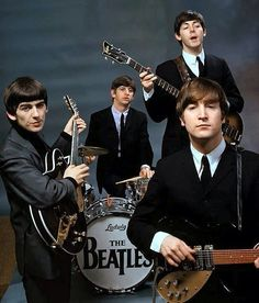 The Beatles - Febrero 1964