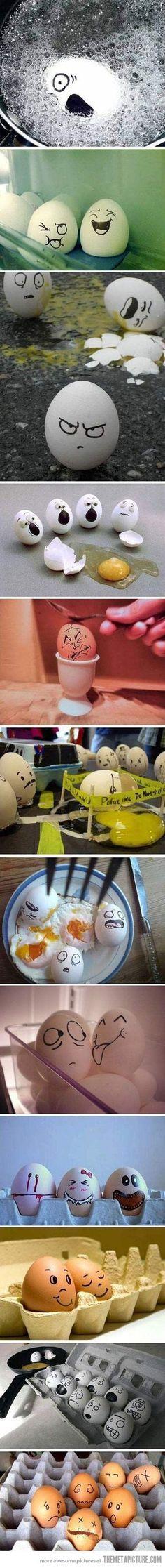 Eggcelent! :D
