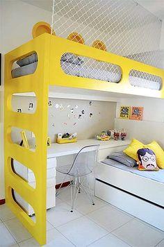 10 quartos de criança para sua inspiração!