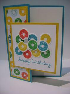 Stampin' Studio: A Yummy Birthday Card