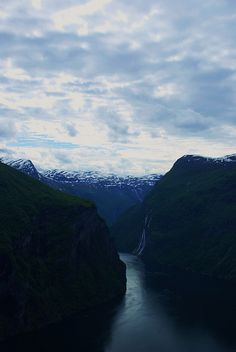 Geiranger fjord, Norway | Flickr - Photo Sharing!