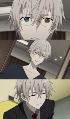 Miketsukami Soushi. Pliss take off those glasses or my nose will bleed/_\
