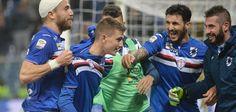 Endelig  sejr til Sampdoria
