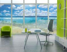 Fensterfolie - Sichtschutz Fenster Touch of Paradise II - Fensterbilder Jetzt bestellen unter: https://moebel.ladendirekt.de/dekoration/wandtattoos/wanddekoration/?uid=14291bca-f3a8-5918-9015-f9f47ae0e7e0&utm_source=pinterest&utm_medium=pin&utm_campaign=boards #heim #tattoos #dekoration