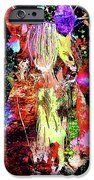 Horse Grunge IPhone Case by Daniel Janda