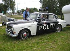 Volvo Amazon Politi