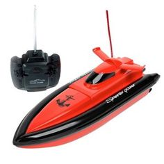 Fast High Speed RC Water Boat For Swimming Pool Pond Lake Kids Summer Racing in Toys & Hobbies, Radio Control & Control Line, RC Model Vehicles & Kits Remote Control Boat, Radio Control, Nitro Boats, Boat Radio, Cool Toys For Boys, Electric Boat, Boat Design, Rc Model, Summer Kids