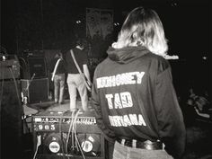 On Tour with Nirvana! Unseen photos from the 1989 Heavier Than Heaven Tour. #music #90s #grunge