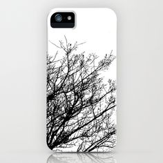 New Design!! Black Trees  iPhone & iPod Case by Victrola Design - $35.00