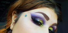 My first look with the NYX sugar trip squad palette Purple Makeup Looks, Makeup Addict, Nyx, Squad, Eye Makeup, Halloween Face Makeup, Palette, Make Up, Posts