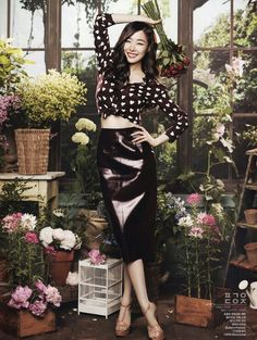 Girls' Generation Tiffany Ceci august 2013