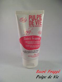 Sucré Frappé, le duo masque gommage de Pulpe de Vie http://www.ayanature.com/fr/masques-et-gommages-bio/43-duo-masque-et-gommage-sucre-frappe.html