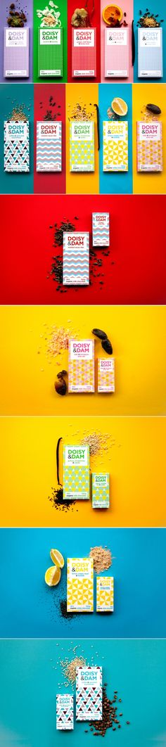 Doisy & Dam Chocolate — The Dieline | Packaging & Branding Design & Innovation News