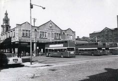 Ribble Bus Station Preston