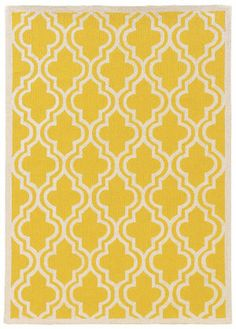 SILHOUETTE x Area Rug in Yellow / White - Linon Silhouette Collection is New Wool hand hooked in China and brings a modern look to a timeless rug style. The designs are what has quickly become modern classics with chevron, greek Yellow Rug, Yellow Area Rugs, White Rug, Custom Cushions, 8x10 Area Rugs, Just Dream, Modern Classic, Classic White, Weathered Wood