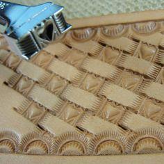 Heart Basket Weave