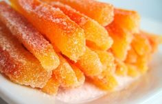 Kandirana kora od narandže